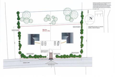 Plot for sale - Green Lane, Burnham on Crouch