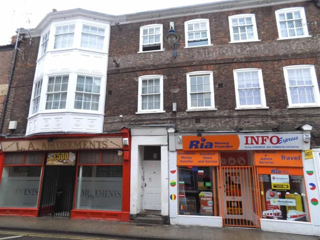 2 Bedrooms Apartment Flat for sale in High Street, Boston, Lincs