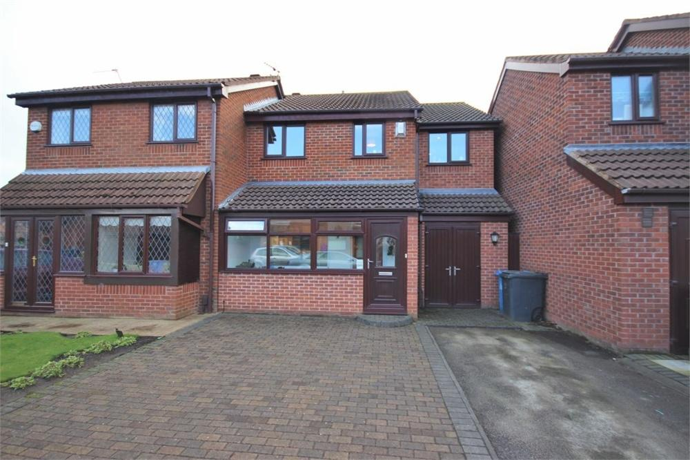 4 Bedrooms Detached House for sale in Blair Drive, WIDNES, Cheshire
