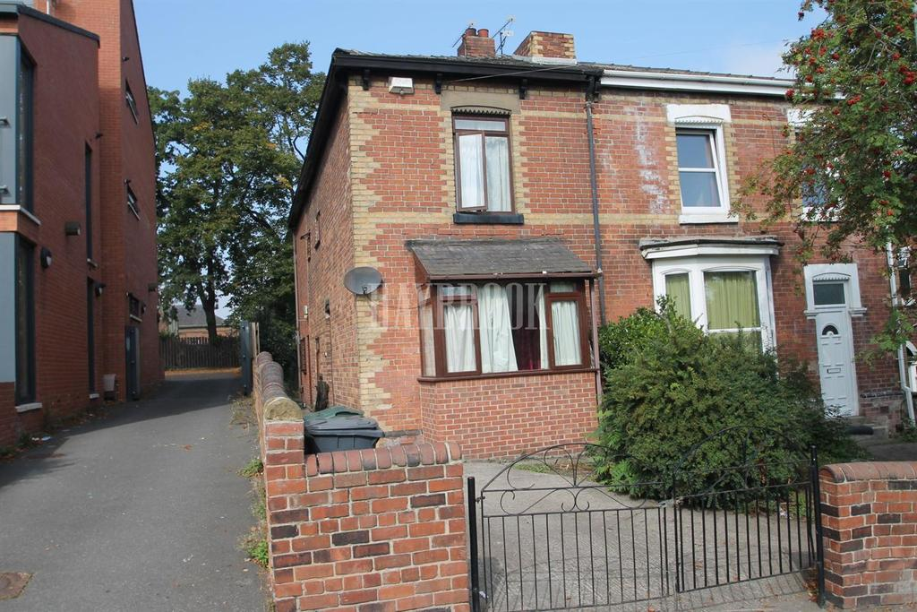 3 Bedrooms Semi Detached House for sale in Hollowgate, Rotherham