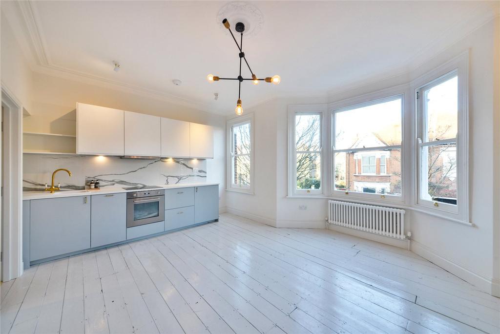 1 Bedroom Flat for sale in Nascot Street, London, W12