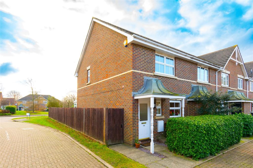 2 Bedrooms House for sale in Puddingstone Drive, St. Albans, Hertfordshire