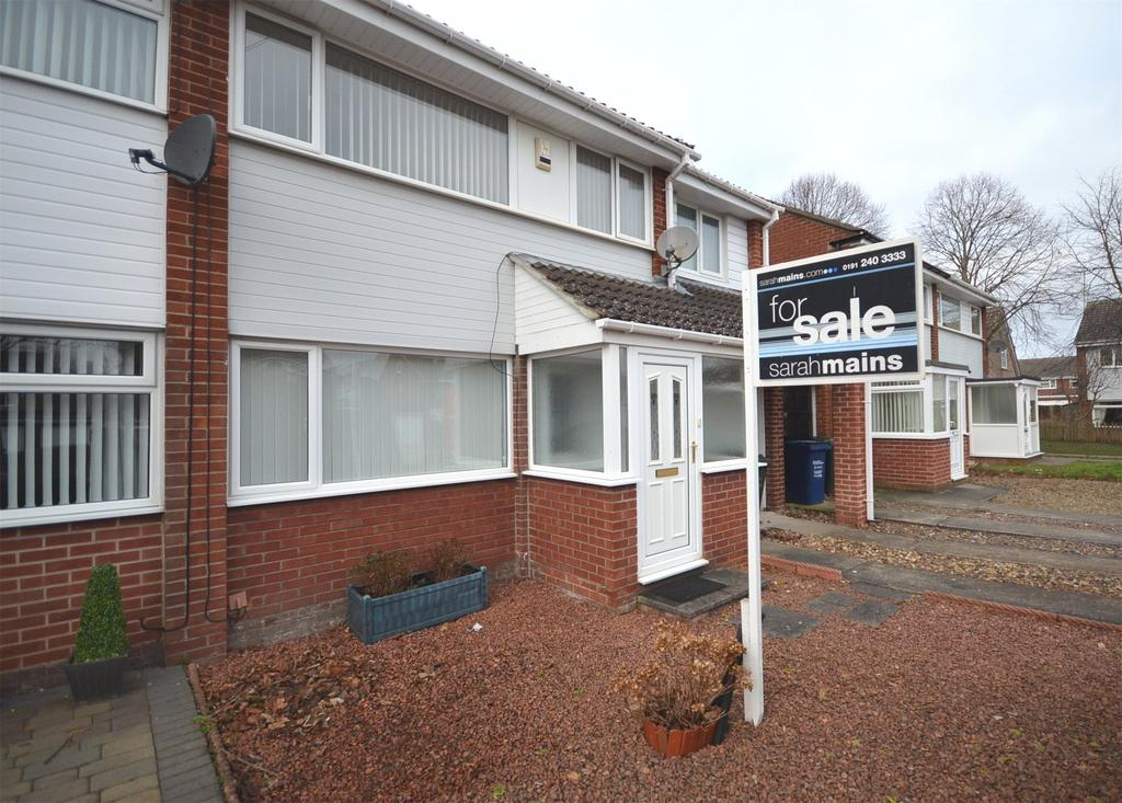 4 Bedrooms Semi Detached House for sale in Kingston Park