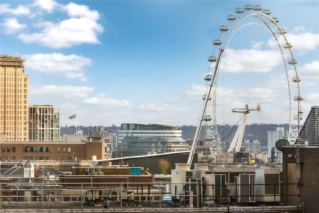 2 Bedrooms Flat for sale in Central St Giles Piazza, St Giles High Street, Covent Garden, London