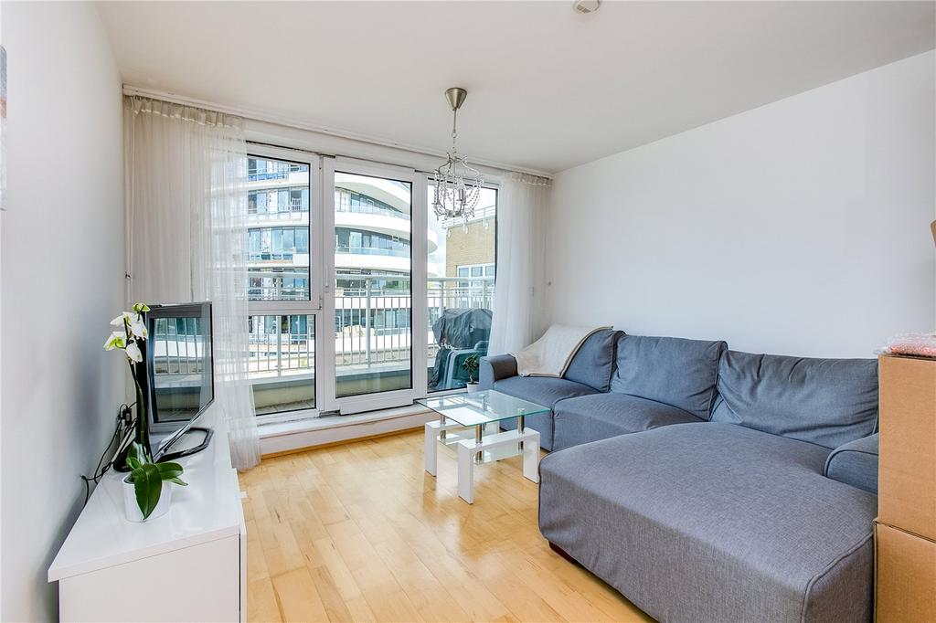 1 Bedroom Flat for sale in Oyster Wharf, 18 Lombard Road, London
