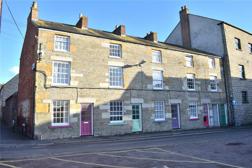4 Bedrooms End Of Terrace House for sale in Rope Walks, Bridport, Dorset