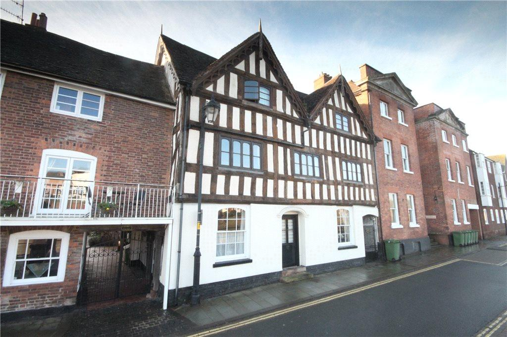 2 Bedrooms Apartment Flat for sale in Severn Side South, Bewdley, DY12