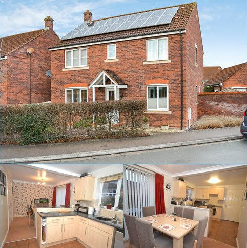 4 bedroom house for sale - Four Acre Meadow, Bridgwater, Somerset, TA6