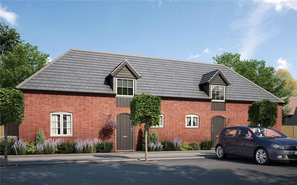 2 Bedrooms Semi Detached House for sale in Malthouse Lane, Meath Green Lane, Horley, Surrey, RH6