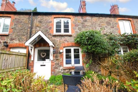 1 bedroom terraced house for sale - Huish Row, Hawkcombe, Porlock, Minehead, TA24