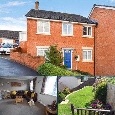 4 bedroom house for sale - Devonshire Rise, Tiverton, Devon, EX16