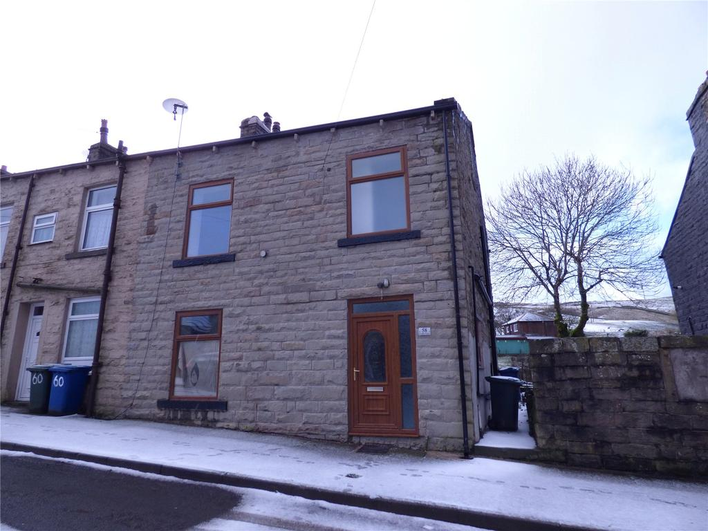 2 Bedrooms Terraced House for sale in Cutler Lane, Bacup, Lancashire, OL13