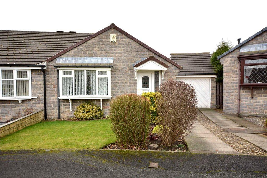 2 Bedrooms Semi Detached Bungalow for sale in Norwood Crescent, Stanningley, Pudsey, West Yorkshire