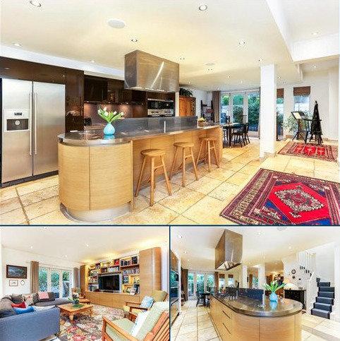 4 bedroom semi-detached house for sale - Belsize Lane, Belsize Park, London, NW3