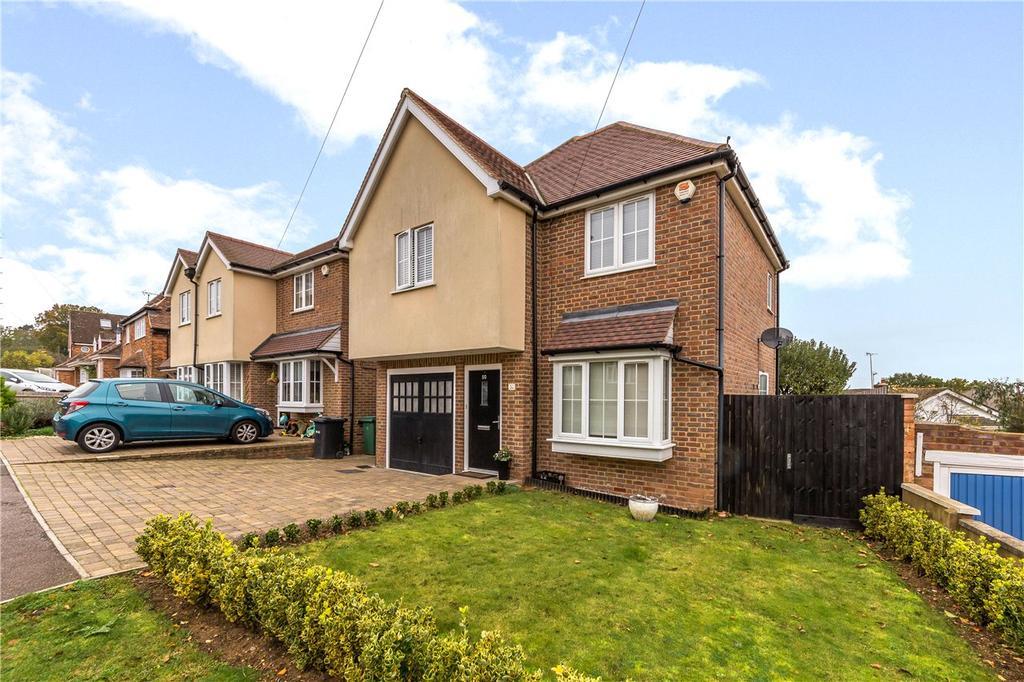 5 Bedrooms Detached House for sale in Park Mount, Harpenden, Hertfordshire
