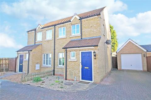 2 bedroom semi-detached house for sale - Braybrooke Place, Cherry Hinton, Cambridge, CB1