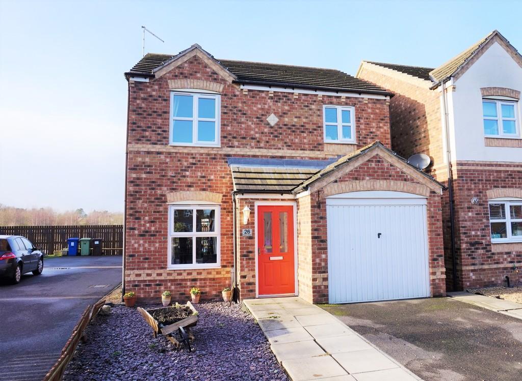 3 Bedrooms Detached House for sale in Portland Road, Retford
