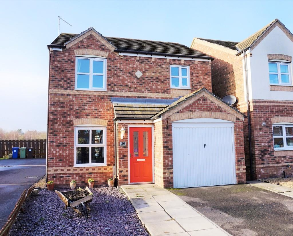 3 Bedrooms Detached House for sale in Portland Road, Retford