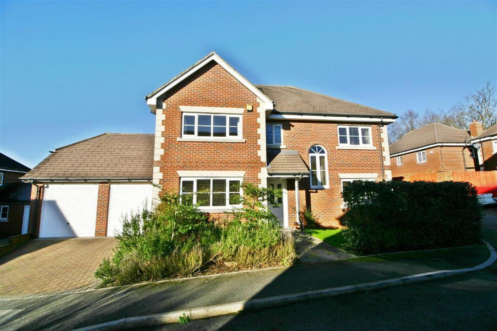 4 Bedrooms Detached House for sale in Millers View, Bursledon, Southampton, SO31 8JZ