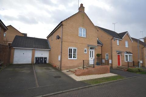 3 bedroom link detached house to rent - Steel Close, Thrapston, Kettering