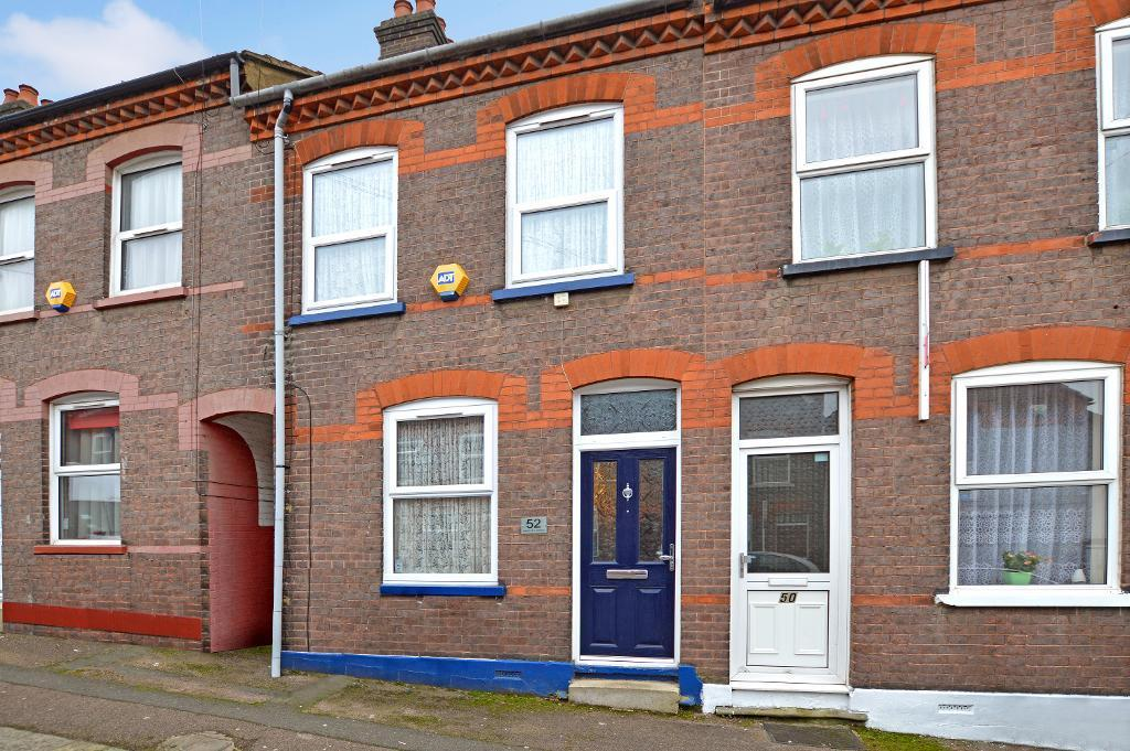 2 Bedrooms Terraced House for sale in Hartley Road, High Town, Luton, LU2 0HX