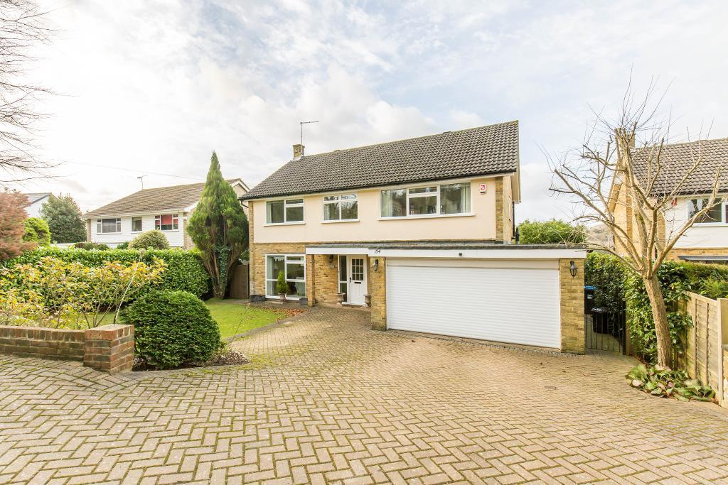 4 Bedrooms Detached House for sale in Harestone Hill, Caterham, Surrey, CR3 6DH