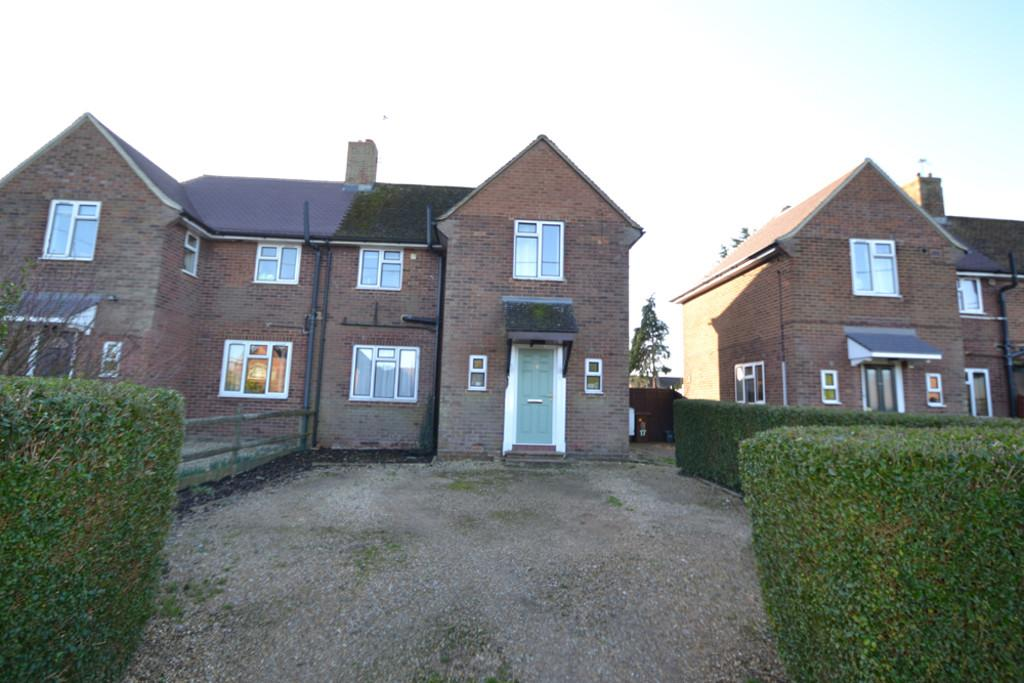 3 Bedrooms Semi Detached House for rent in Verney Road, Winslow