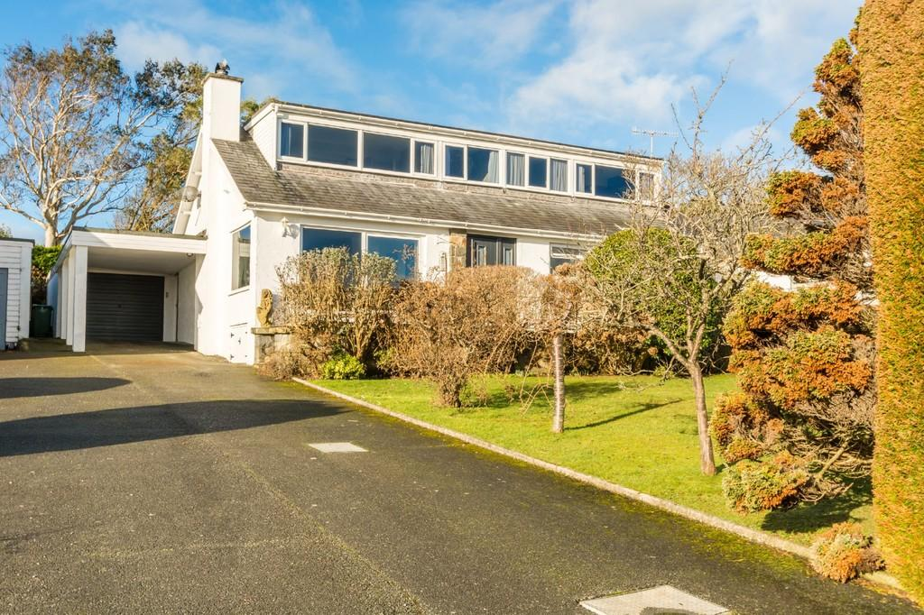 4 Bedrooms Detached Bungalow for sale in Llwyn Onn Estate, Abersoch, North Wales