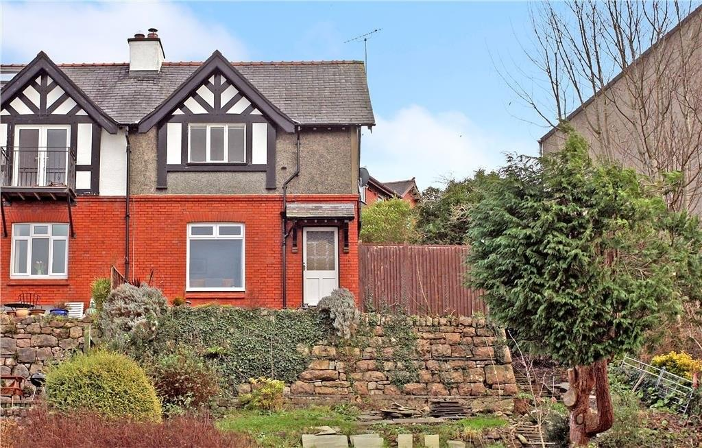 3 Bedrooms Semi Detached House for sale in Felinheli Terrace, Y Felinheli, North Wales