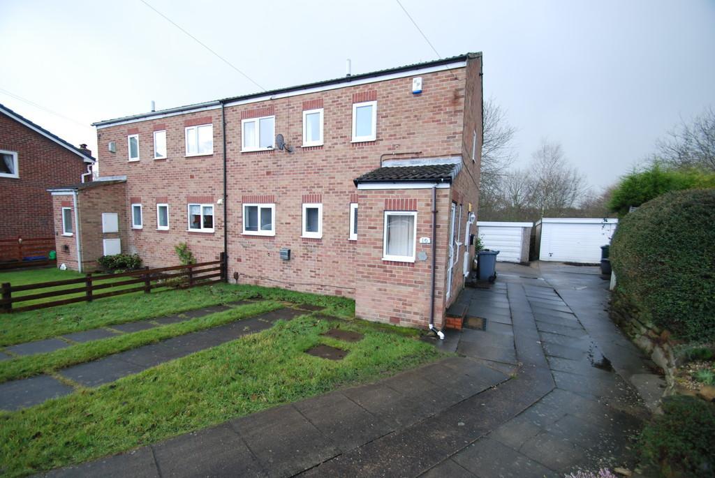 1 Bedroom Flat for rent in Tredis Close, Monk Bretton , Barnsley