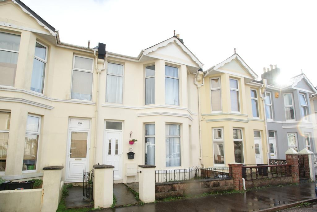 3 Bedrooms Terraced House for sale in Windermere Road | Torquay