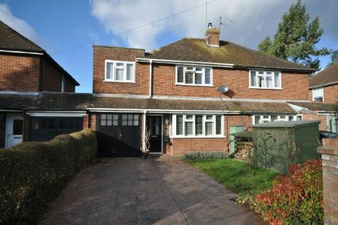 3 bedroom semi-detached house for sale - Wyndham Crescent, Woodley, Reading,