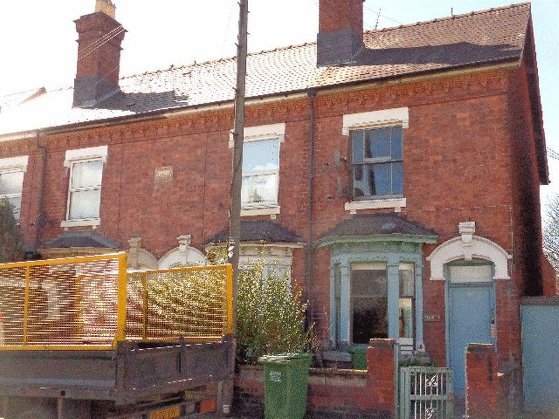 2 Bedrooms Terraced House for sale in Sutton Road, Kidderminster DY11 6QP