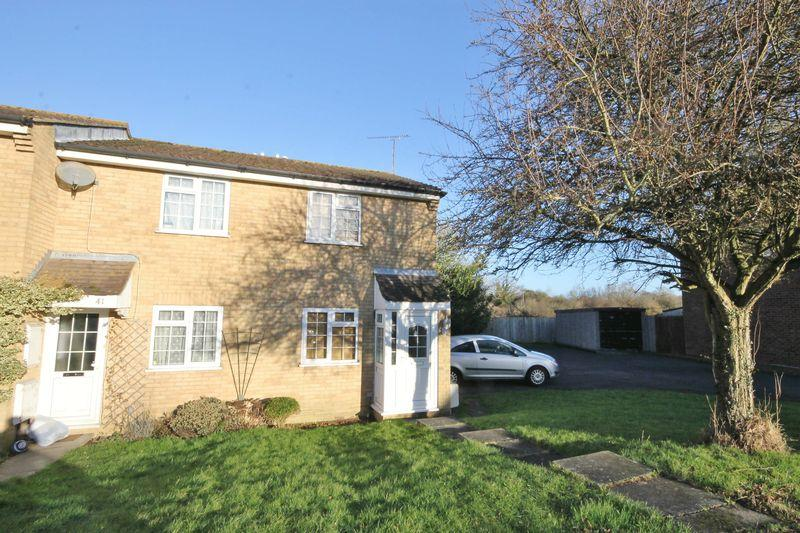 2 Bedrooms End Of Terrace House for sale in Faulkners Way, Burgess Hill, West Sussex