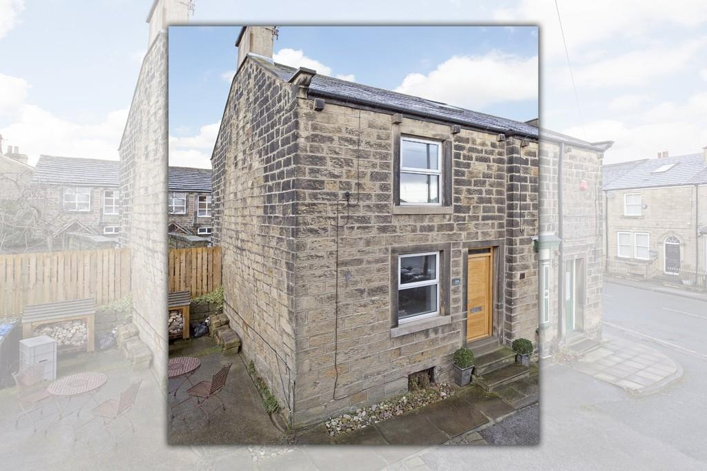 2 Bedrooms Semi Detached House for sale in Main Street, Burley in Wharfedale