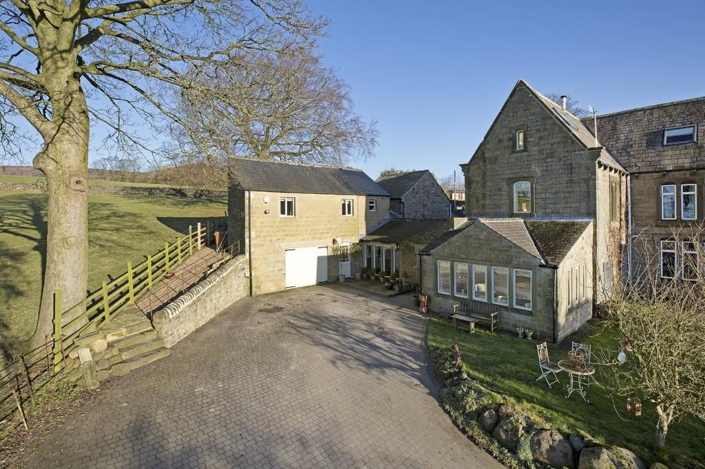 4 Bedrooms Semi Detached House for sale in Birbeck Cottage, Embsay