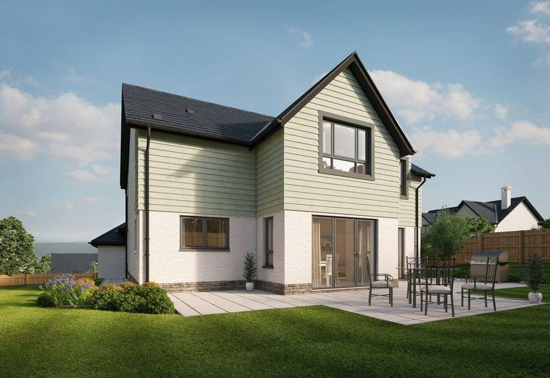 4 Bedrooms Detached House for sale in The Breaksea Plot 18, Craig Yr Eos Avenue, Ogmore-by-Sea, CF32 0PF