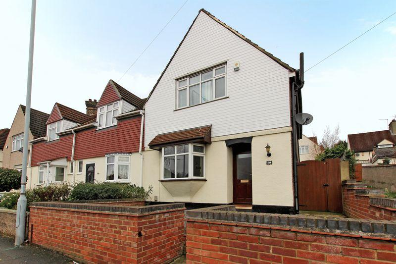 3 Bedrooms End Of Terrace House for sale in Crayford Way, Crayford