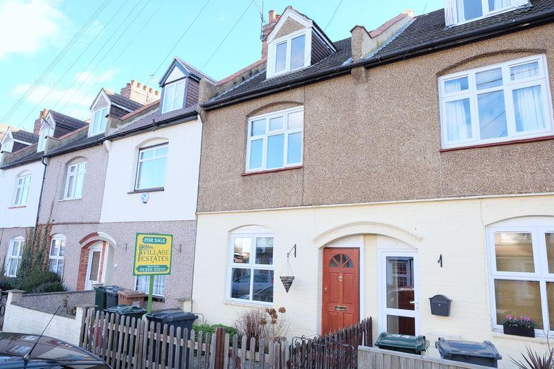 3 Bedrooms Terraced House for sale in Baldwyns Road, Bexley