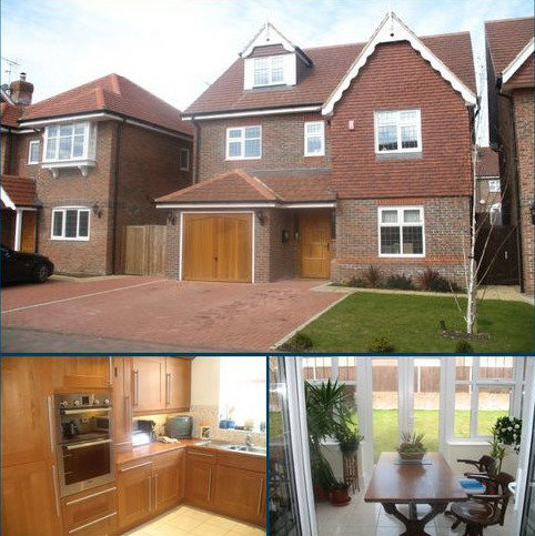 5 bedroom detached house to rent - Fauna Close, STANMORE, Middlesex, HA7 4PX