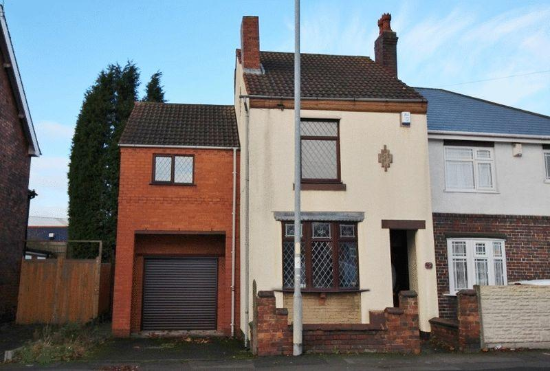 3 Bedrooms Semi Detached House for sale in Rosehill, Willenhall