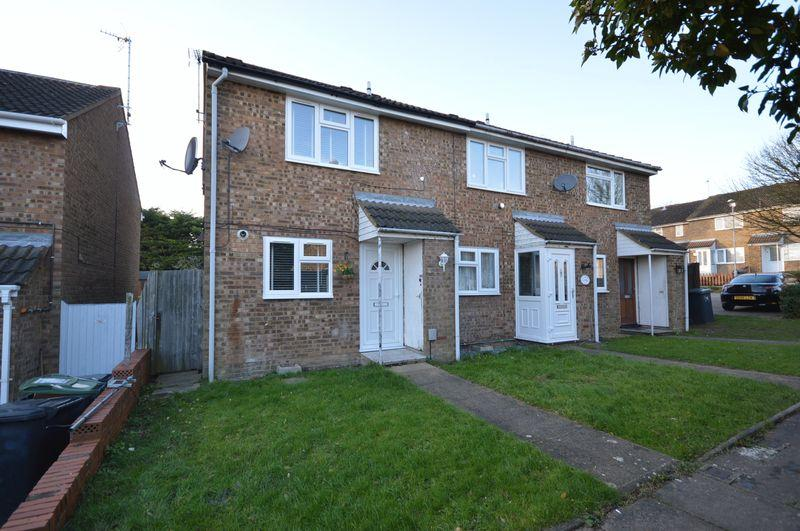 2 Bedrooms End Of Terrace House for sale in Brussels Way, Luton