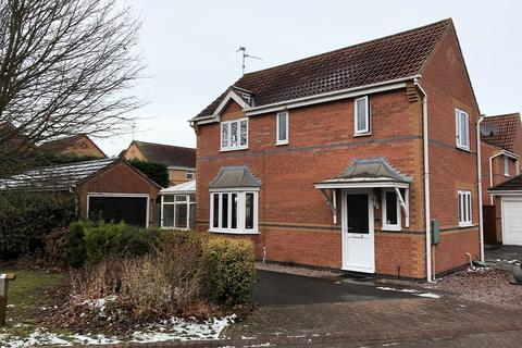 3 bedroom detached house for sale - Moorgate Close, Morton, PE10