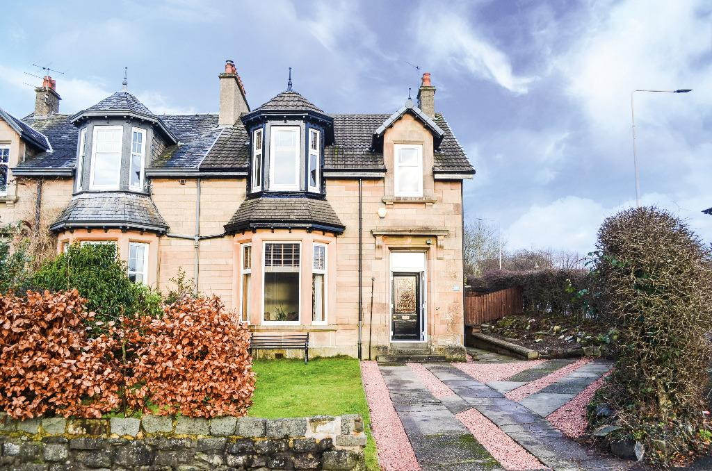 5 Bedrooms Semi-detached Villa House for sale in East Princes Street, Helensburgh, Argyll Bute, G84 7DN