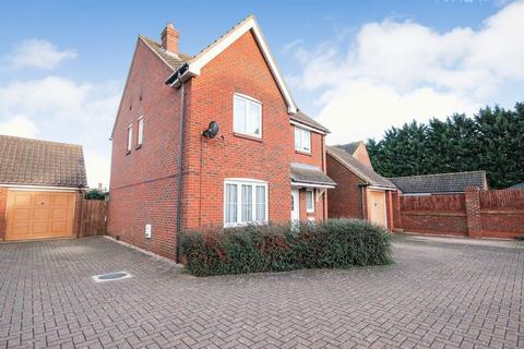 4 bedroom detached house for sale - The Rickyard, Lower Shelton