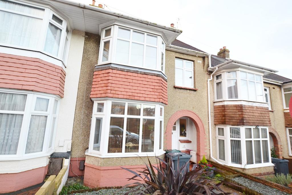 3 Bedrooms House for sale in Fairway Crescent, Portslade, Brighton, BN41