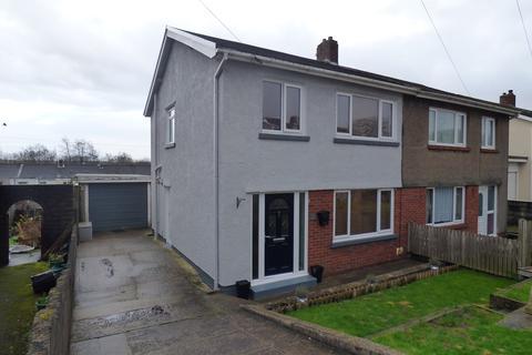 3 bedroom semi-detached house for sale - Field Close, Morriston, Swansea, SA6