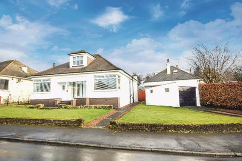 3 bedroom detached bungalow for sale - Parklee Drive, Carmunnock, Glasgow, G76 9AS