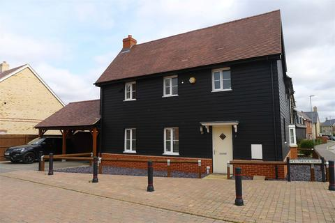 3 bedroom end of terrace house for sale - Hollyhock Walk, Stotfold, Hitchin, SG5