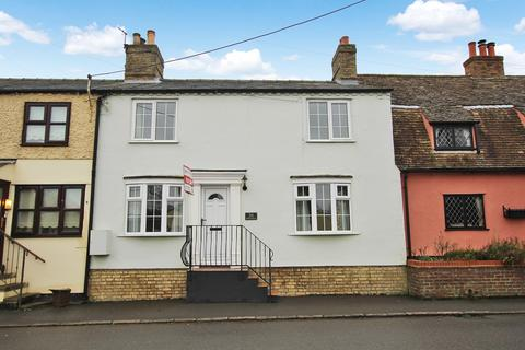3 bedroom terraced house for sale - High Street, WRESTLINGWORTH, Sandy, SG19